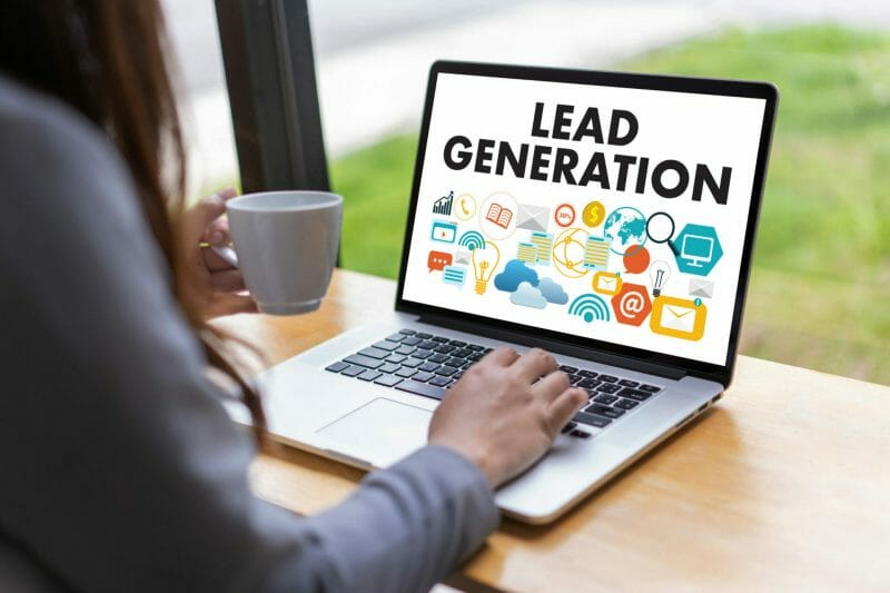 Lead generation post picture